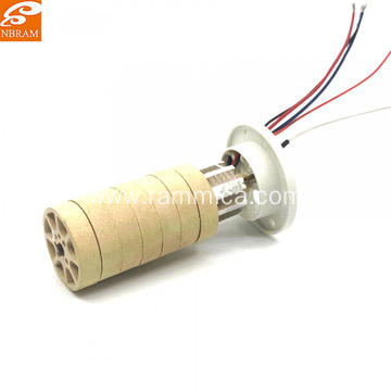 Ceramic PTC heating element for hot air gun